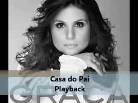 Casa do Pai - Aline Barros playback