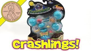 Crashlings Meteor Mutants From Outer Space Sea Life 10