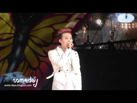 [someday] 2013.05.05 G-Dragon One of a Kind Concert @ BEIJING Butterfly