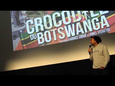 Avant-Première Le Crocodile du Botswanga avec Fabrice Eboué et Thomas Ngijol