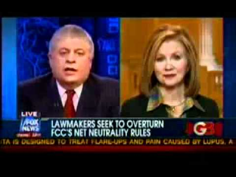 NET NEUTRALITY: Blackburn Discusses on Glenn Beck Program