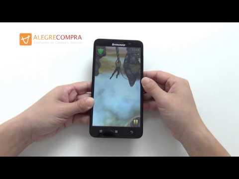 Lenovo A850+ - Smartphone 5.5