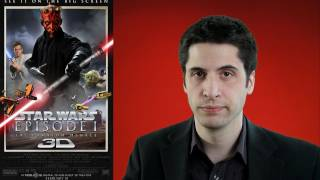 Star Wars: The Phantom Menace 3D Movie Review