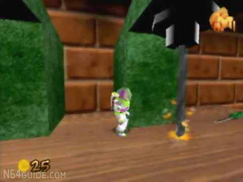 Toy Story 2 N64