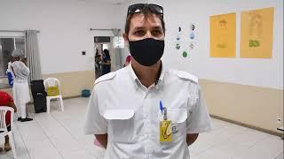 SÃO MATEUS CONTINUA DANDO SHOW DE EFICÊNCIA NO COMBATE À COVID-19