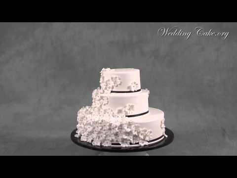 Elegant wedding cakes Vintage wedding cakes Elegance WeddingCakeOrg 712