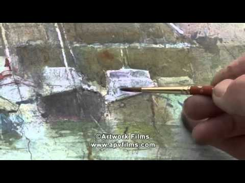 ATMOSPHERIC WATERCOLOURS Painting on Location with David Curtis - Jackson's art Supplies