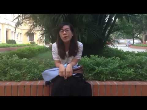 [2014 English Speaking Contest - Round 03] Nguyễn Thị Thúy Nga