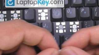 Replace Keyboard Key On Dell 1545 1540 1525 Fix Your