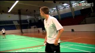 The most insane badminton ever!