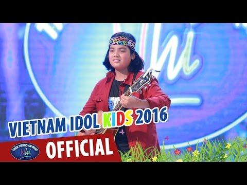 VIETNAM IDOL KIDS - THẦN TƯỢNG ÂM NHẠC NHÍ 2016 - TẬP 3 - 60 MƯƠI NĂM CUỘC ĐỜI - JAYDEN
