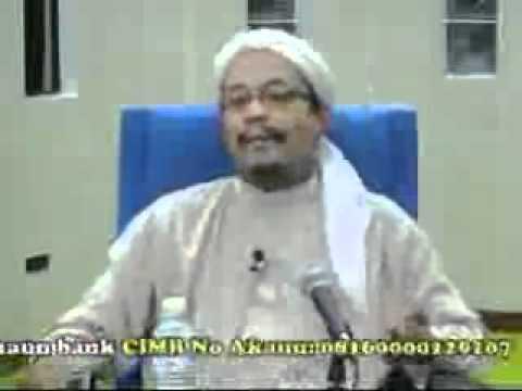 2 golongan Orang Yang Bersyukur dan Sabar - Ustaz Kazim Elias