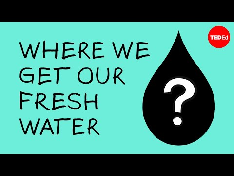 Where we get our fresh water - Christiana Z. Peppard