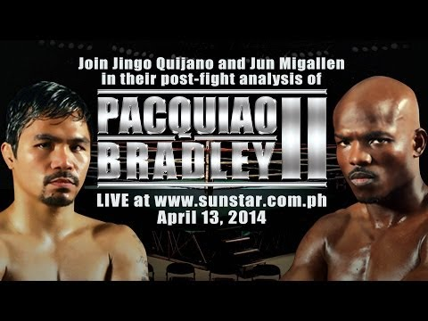 Pacquiao-Bradley 2 post-fight analysis