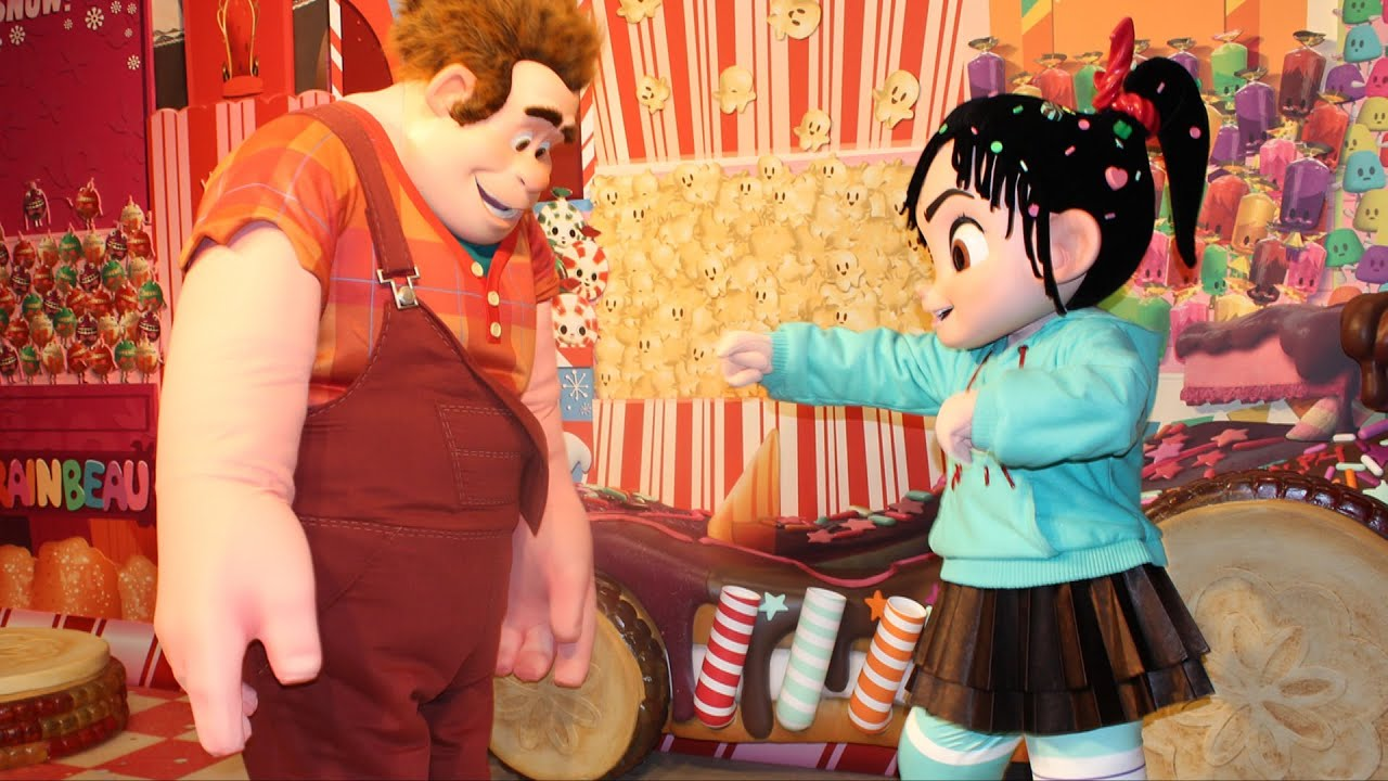 Viewing Gallery For - Wreck It Ralph Vanellope Costume Princess