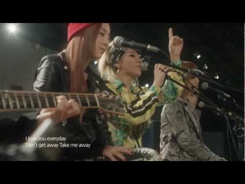 "[YG ON AIR] 2NE1 X Jung Sungha ""I LOVE YOU"""