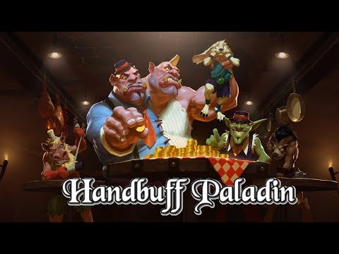 Gameplay Handbuff Paladin Kobolds And Catacombs | Hearthstone Guide How To Play