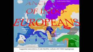 THE GENETIC HISTORY OF EUROPE BC 6000BC 1000