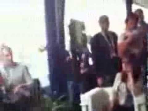 Pura furia: Maradona explotó contra un italiano en Dubai