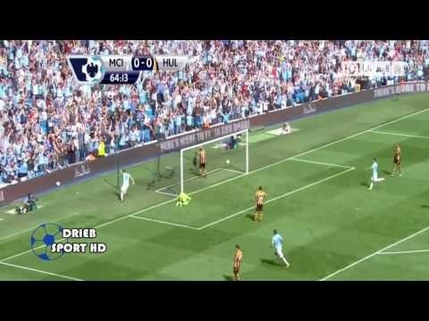 Man City vs Hull City 2-0 Hafid Daraji [HD]