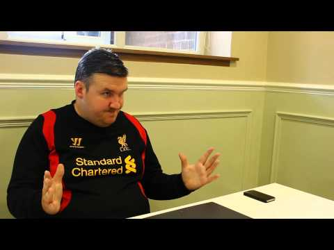 Gerrard and Rodgers - Parody (Darren Farley)