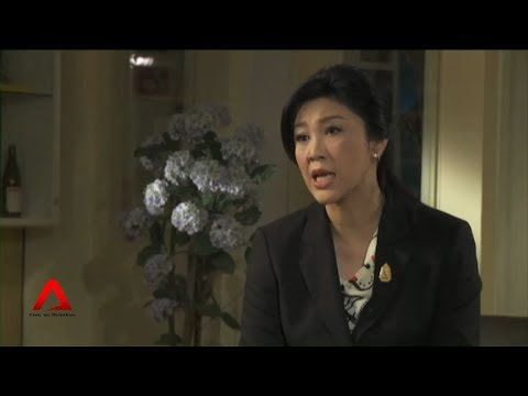 The Interview: Yingluck Shinawatra