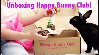 Happy Bunny Club Unboxing