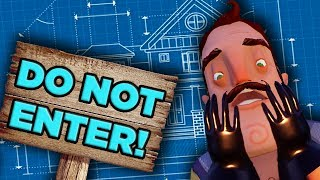 The ABSURD Physics of Hello Neighbor's House | The SCIENCE!.. of Hello Neighbor