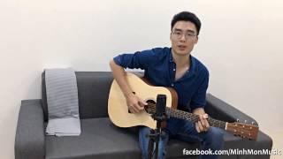 Love Yourself (Justin Bieber) - Acoustic Cover by Minh Mon