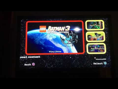 Lego Batman 3 Beyond Gotham Tutorial- How To Download DLC Character Packs