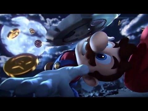 Nintendo E3 2013 - Super Smash Bros Wii U, Mario Kart 8, Mario 3D, Zelda & MORE - 1080P (E3M13)