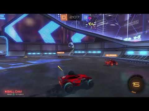 Some of My Best Rocket League Goals