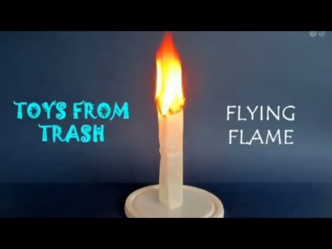 FLYING FLAME - TAMIL - Mini Hot Air Balloon!