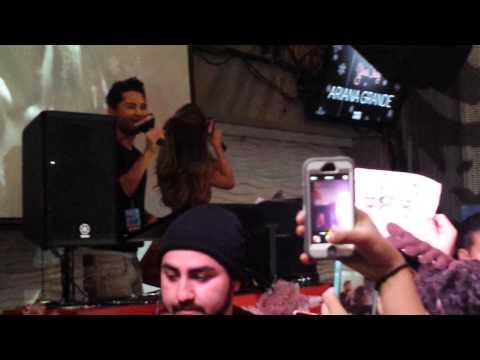 Ariana Grande Holiday Party - San Jose