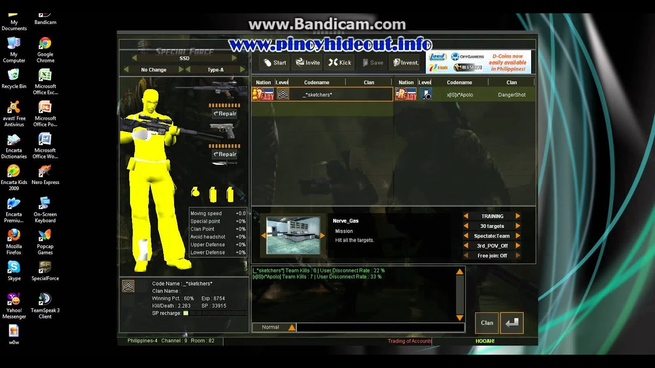 Download Special Force Dfi Wall Hack 2012 Mediafire