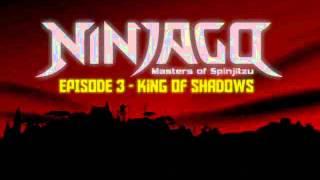 Lego Ninjago #03  - Král stínů