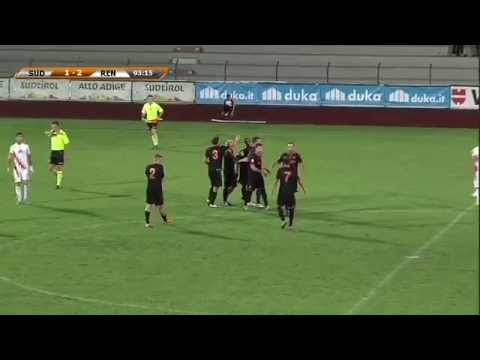 Copertina video FC Sudtirol - Renate 1-2