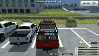 Ford, GMC, Chevy Trucks And More Farming Simulator 2013