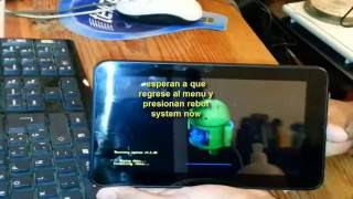 Alcatel Onetouch Tab 7 Android Entrar A Recovery Y