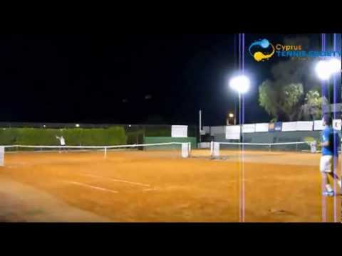 Larnaca Pancyprian Men's Final