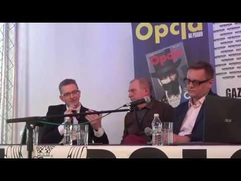 Debata Grzegorz Braun i Paweł Tanajno Dąbrowa Górnicza 2015.04.17 cz 1.