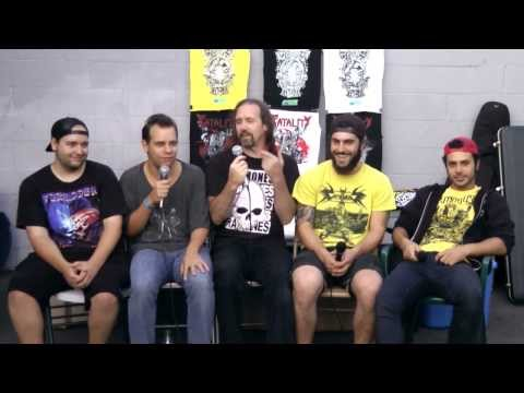 Fatality - Interview + Thoughts Collide