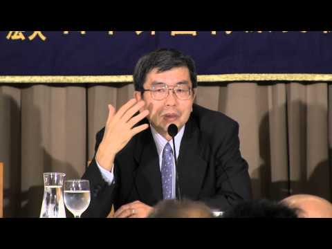 Takehiko Nakao, President of the Asian Development Bank (ADB)