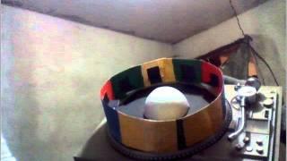 Movimiento Circular Uniforme( Licuadora)