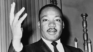 MLK Day Special: Rediscovered 1964 King Speech on Civil Rights, Segregation & Apartheid South Africa