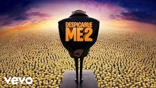 Pharrell Williams Happy (Despicable Me 2 Lyric Video