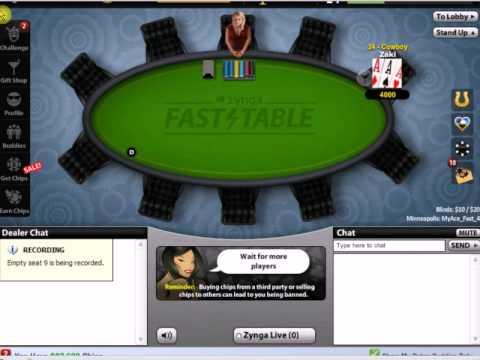 Zbot poker bot