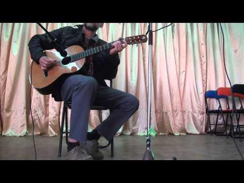 """Фестиваль """"Тавале"""". Концерт Игоря Березюка (09.10.2014), фрагм"""