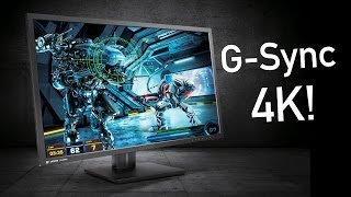 Metro 935 Update + World's First 4K G-Sync Monitor!