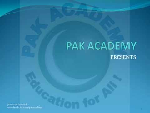 Basic Networking Fundamentals in Urdu (Introduction) Part 01